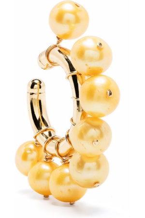 Eliou Ohrringe - Maia bead-embellished ear cuff