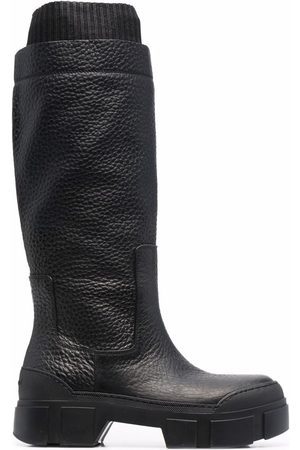 vic matiè Quintino knee-high leather boots
