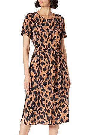 Mexx Womens Sustainable Viscose Shirt Casual Dress