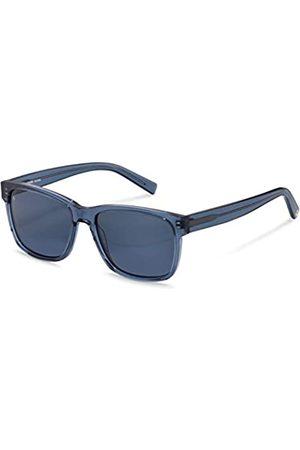 Rodenstock Sonnenbrille Youngline Sun RR339 (Herren), leichte Sonnenbrille im Casual-Stil, eckige Sonnenbrille mit Acetat-Kunststofffassung