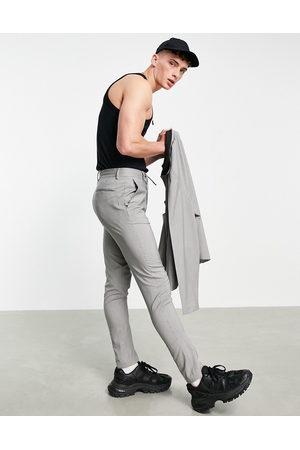 ASOS – Elegante Trainingsjacke, mikrokariert, Kombiteil