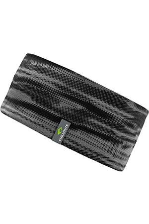 Chillouts Unisex Minto Stirnband, 11 Black/Grey
