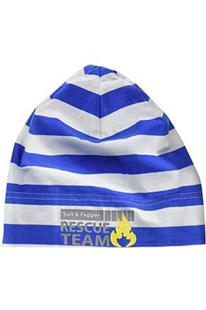 Salt & Pepper Jungen Rescue Stripes Print Beanie-Mütze
