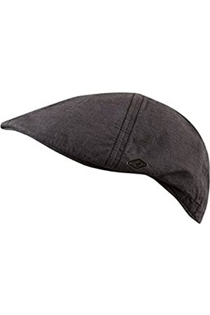 Chillouts Erwachsene Cap Kyoto Hat Baseballkappe, 20 Grey/Black Check