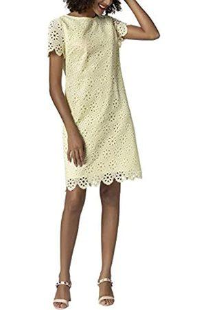 Apart APART Damen Spitzenkleid aus plastischer Lochspitze