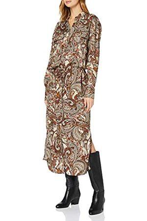 Herrlicher Damen Diane Viskose Paisley Flowers Kleid