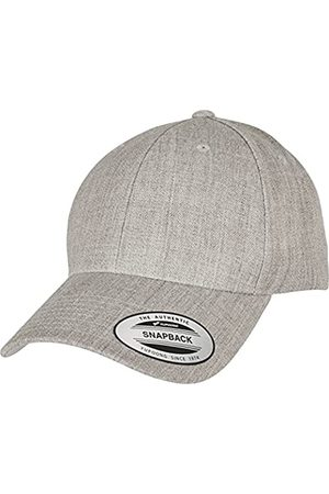 Flexfit Unisex Premium Curved Visor Snapback Cap Baseballkappe