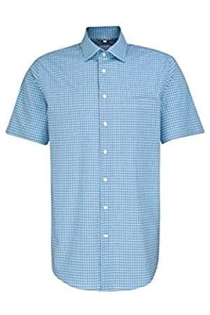 Seidensticker Herren New Kent 1/2 Klassisches Hemd