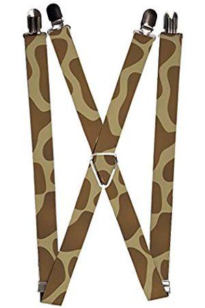 Buckle-Down Unisex-erwachsene Suspender-Giraffe Strumpfhalter