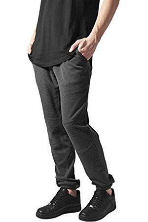 Urban classics Herren Deep Crotch Terry Biker Sweatpants Hose