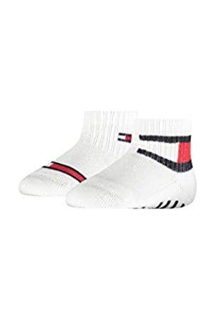 Tommy Hilfiger Unisex-Baby Flag (2 Pack) Socks