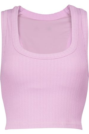 The Upside Cropped-Top aus Jersey