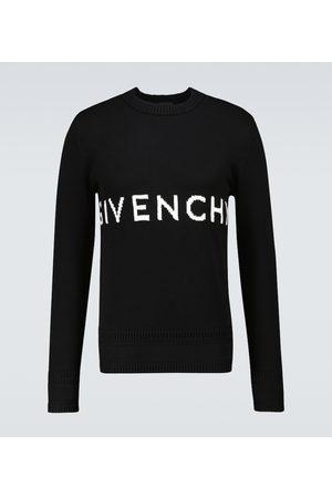 Givenchy Sweatshirt aus Baumwolle mit Logo