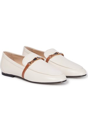 Tod's Loafers Catena aus Leder