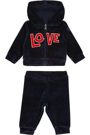Moncler Baby Set aus Hoodie und Hose
