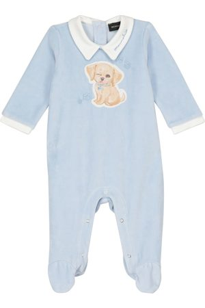 MONNALISA Baby Bodys - Baby Strampler aus Baumwolle