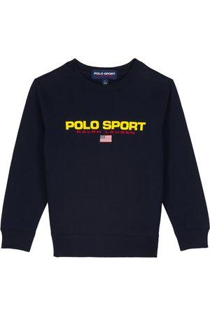 Polo Ralph Lauren Kids Sweatshirt aus einem Baumwollgemisch
