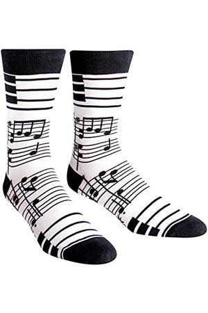 Sock It To Me Herren-Crew Socken - Footnotes