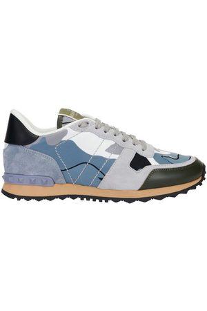 VALENTINO Herren Sneakers - Garavani - Sneakers Rockrunner Camouflage