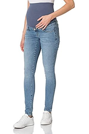 Noppies Damen Skinny - Damen OTB Skinny Avi Light Aged Blue Jeans, Blue-P409