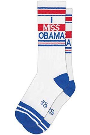 Gumball Poodle Herren Socken & Strümpfe - Ich vermisse Obama Socken eine Aussage zu Machen, Unisex Turnhalle Socke: