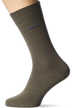 Esprit Herren Basic Uni 2-Pack M So Hausschuh-Socken