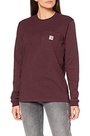 Carhartt Womens Workwear Pocket Long-Sleeve T-Shirts