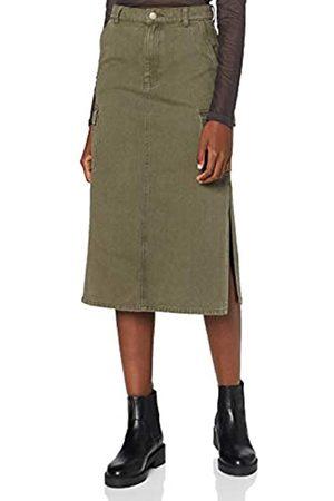 Dr Denim Damen Bettie Cargo Skirt Rock