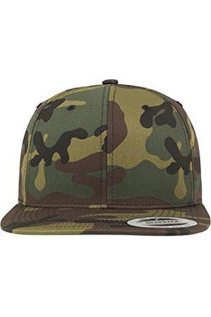 Flexfit Herren Caps - Uni Classic Snapback Cap