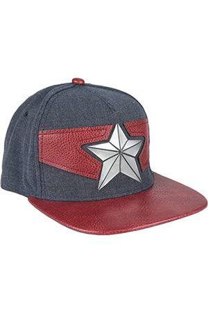 Cerdá Jungen Hüte - Unisex-Kinder 8427934265756 Flat Visor Cap Avengers