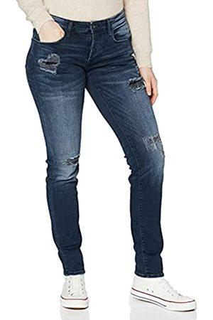 Cross Jeans Damen Natalia Skinny Jeans, P 448-118