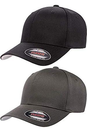 Flexfit Herren Caps - Herren Athletic Baseball Fitted Cap - - S/M