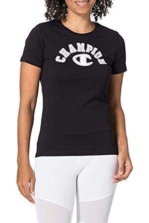 Champion Damen Seasonal City Game Crewneck T-Shirt