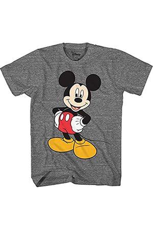 Disney Herren Shirts - Herren Mickey Wash T-Shirt