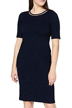 Apart Damen Freizeitkleider - Damen Jersey Jacquard Dress Kleid