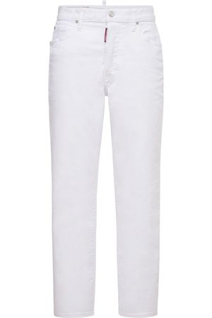 Dsquared2 Jeans Aus Stretch- Baumwolldenim Im D2 Boston-fit
