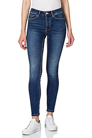 Pimkie Damen Cropped - Damen NSKMPUSH Jeans