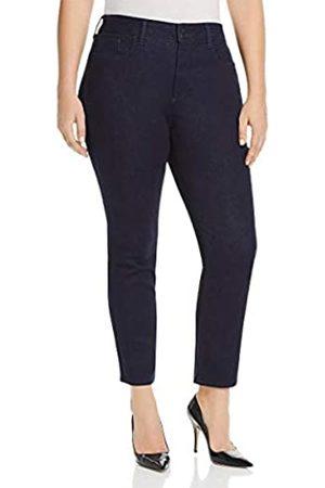 NYDJ Damen Slim - Damen Plus Size Sheri Slim Jeans