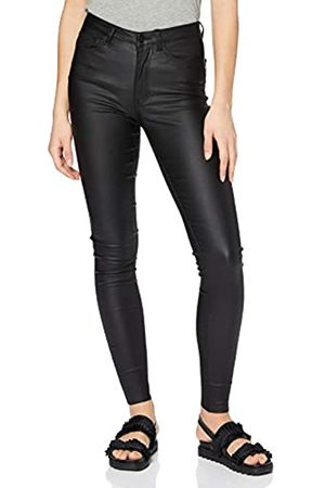 Object Female Hose Beschichtete Slim Fit XLBlack
