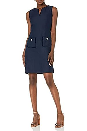 Karl Lagerfeld Paris Damen Tweed Shift with Novelty Pockets Freizeitkleidung