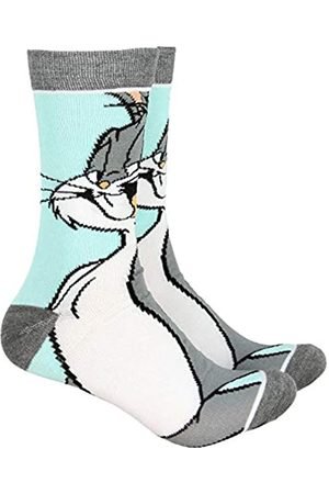 Bioworld Looney Tunes Bugs Bunny Crew Socken Charakter Stricken Strümpfe