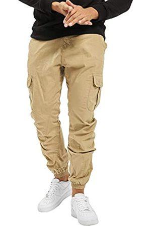 Urban classics Herren Ripstop Cargo Jogging Pants Hose