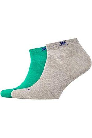 Burlington Herren Everyday 2-Pack M SN Socken, Blickdicht