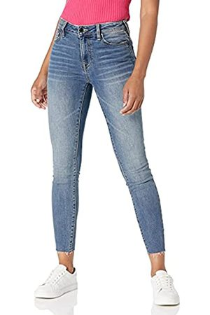 True Religion Women's Halle High Rise Super Skinny Fit Jean