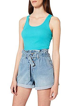 Morgan Damen Denim Taille élastiquée 211-SHANTA Shorts