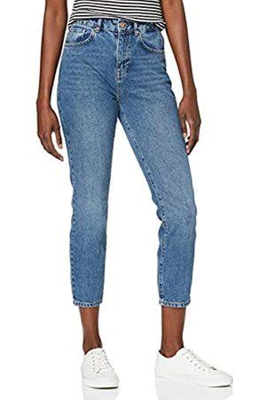 Noisy May Female Loose Fit Jeans NMISABEL High Waist 2732Medium Blue Denim