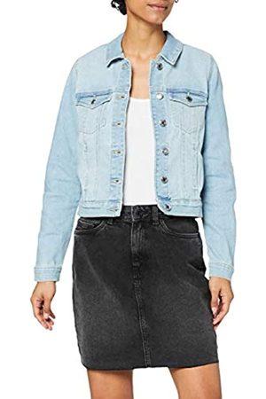 VERO MODA Female Jacke Jeans Slight Blue Denim