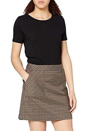 FIND Amazon-Marke: Damen Rock Check Suit Skirt, 40