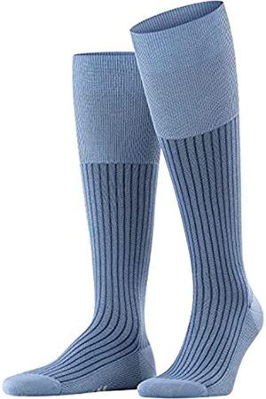 Falke Herren Socken & Strümpfe - Herren Oxford Stripe Socken, lila (plum 6845)