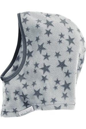 Playshoes Mädchen Hüte - Kinder-Unisex Fleece Sterne softe und atmungsaktive Schlupfmütze